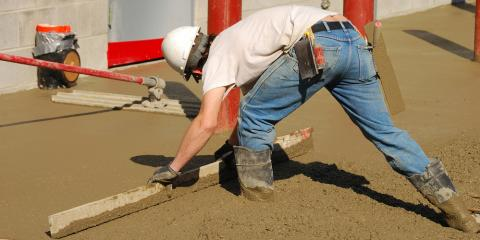 4 Tips for Pouring Concrete in Hot Weather, New Haven, Connecticut