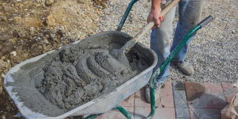 3 Tips for Working With Concrete, Meriden, Connecticut