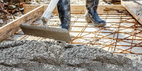 5 Benefits of Ready-Mix Concrete, Meriden, Connecticut