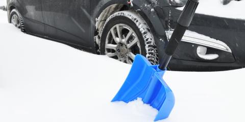 4 Winter Maintenance Tips for Asphalt Driveways, New Haven, Connecticut