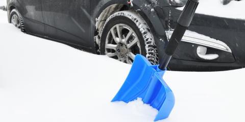 4 Winter Maintenance Tips for Asphalt Driveways, Meriden, Connecticut