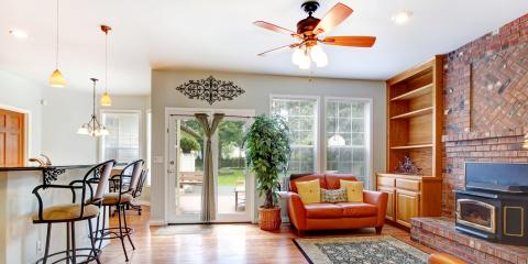 4 Factors to Consider When Installing a Ceiling Fan, Meridian, Mississippi