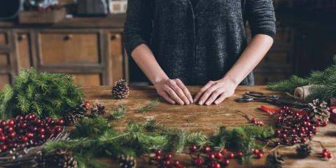 3 Ways to Make Holiday Crafts With Concrete, Wallingford Center, Connecticut