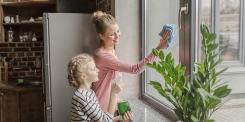 3 Important Window Washing Tips & Tricks, Oak Grove, North Carolina