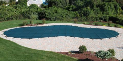 Inground pool safety cover , Torrington, Connecticut