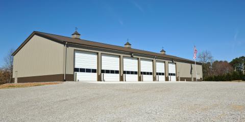 Industrial Fabric Vs. Metal Buildings, Savannah, Tennessee