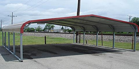 3 Ways a Metal Carport is a Great Alternative to a Garage ...