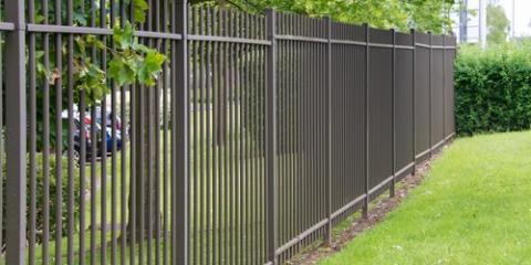 What Are the Benefits of Metal Fencing?, Rock Creek, Georgia