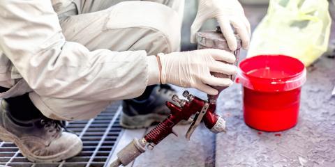 Cincinnati Metal Finisher Shares 5 Reasons to Paint Industrial Equipment, Cincinnati, Ohio