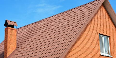 4 Types of Metal Roofing, Northeast Dallas, Texas