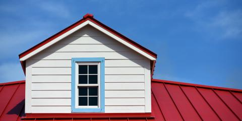 3 Unbeatable Benefits of Metal Roofing, Kannapolis, North Carolina