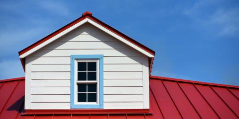 Roofing Contractor Shares the 3 Major Benefits of Metal Roofing, Northeast Dallas, Texas