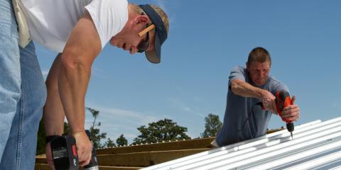 4 Benefits of Upgrading to Metal Roofing, Dayton, Ohio