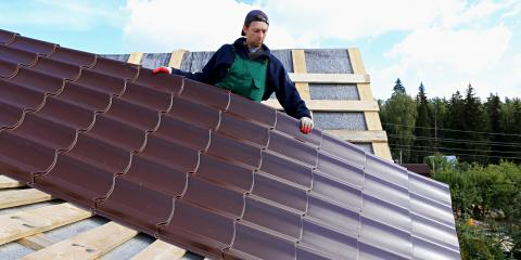 4 FAQ About Metal Roofing, ,