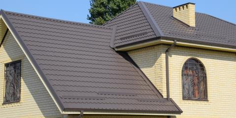 The Differences Between Metal Roofing & Asphalt Shingles, Red Wing, Minnesota