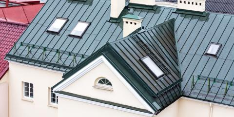 4 Benefits of Installing Metal Roofing, Fairplay, Colorado