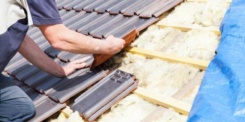 Metal Roofing Company Explains Different Types of Roof Tiles, South Harrison, Arkansas