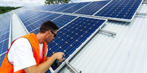 3 Tips for Mounting Solar Panels on Metal Roofing, Dothan, Alabama