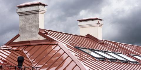3 Benefits of Metal Roofing, Waterloo, Illinois