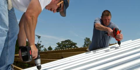 Why It Pays to Offer Customers Metal Roofing Materials, Savannah, Tennessee
