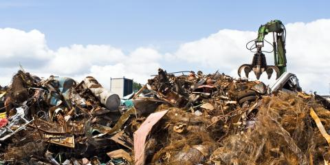 Local Metal Salvage Company Explains the Benefits of Metal Recycling, San Marcos, Texas