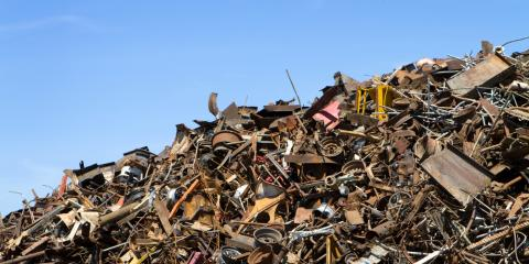 5 Important Benefits of Scrap Metal Recycling, Whitewater, Ohio