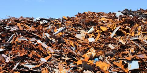 An Introduction to Scrap Metal Recycling, San Marcos, Texas