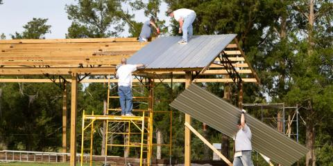 4 Benefits of Metal Barns Over Wood Ones, Slocomb, Alabama