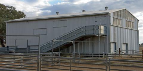 4 Reasons to Choose Steel Barns Over Pole Barns, Dothan, Alabama