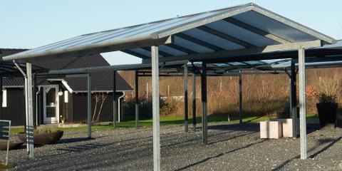 5 Creative Ways to Use a Metal Carport, Dothan, Alabama