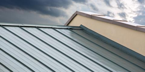 Newark's Top Roofing Company Explains How Metal & Shingle Roofs Differ, Franklin, Ohio