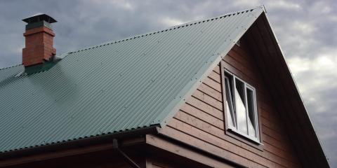 3 Environmental Benefits of Metal Roofing, Dothan, Alabama