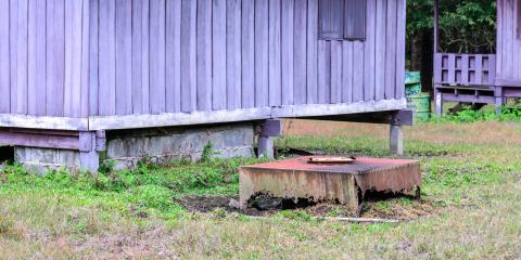 5 Signs You Need a New Septic Tank or Repairs, Nancy, Kentucky