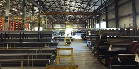Louisville Steel Distributor Explains the Benefits of Galvanized Steel, Central Jefferson, Kentucky