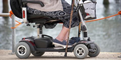 3 Ways Power Scooters Benefit Mobility, Burnsville, Minnesota