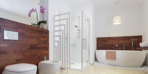 3 Bathroom Custom Glass Trends Worth Trying, Ballwin, Missouri