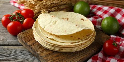 Your Guide to Tortillas, Anderson, Ohio
