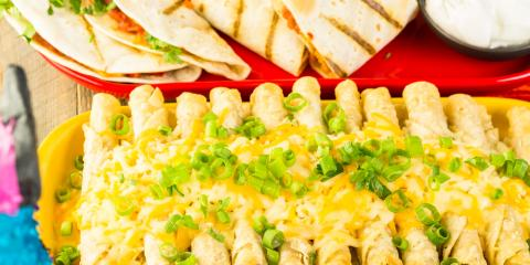 4 Reasons to Choose Mexican Food for Lunch Today, Amelia, Ohio
