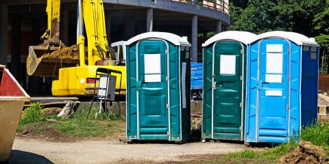 4 Portable Toilet Etiquette Rules, South Fork, Missouri