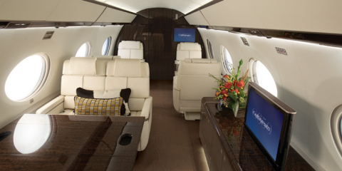 Introducing the Gulfstream G650ER: The Fastest, Longest-Range Private Charter Plane in The World, Jupiter, Florida