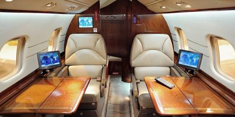 How Safe Is it to Take a Private Jet Charter From Miami Compared to a Commercial Flight?, Jupiter, Florida