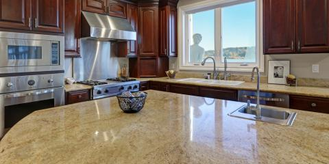 Pros & Cons of 5 Countertop Materials Used in Home Remodeling, Covington, Ohio