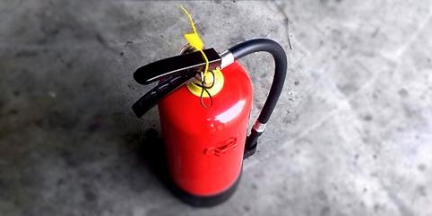Fire Safety: 4 Steps for a Quick Check of Your Fire Extinguishers, Superior, Wisconsin