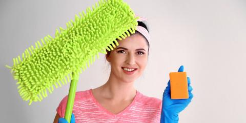 3 Uses for a Microfiber Mop, Kalispell, Montana