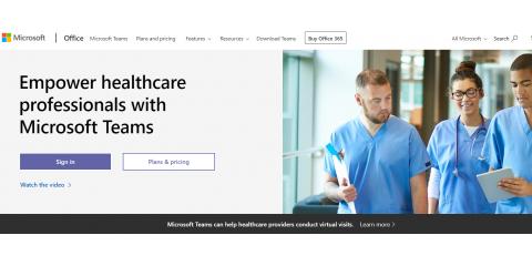 Leverage your Microsoft Licensing for Telehealth, Eagan, Minnesota