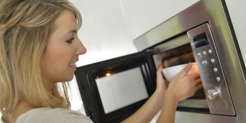 5 Most Common Reasons for Microwave Repair, Fairbanks, Alaska