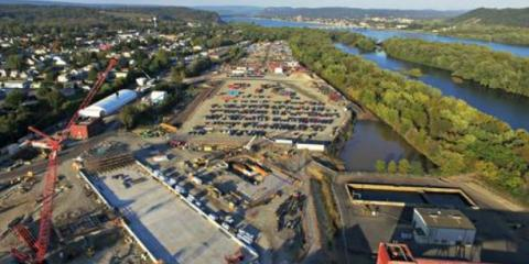3 Ways Aerial Imaging Is Beneficial for Construction, Lewisburg, Pennsylvania