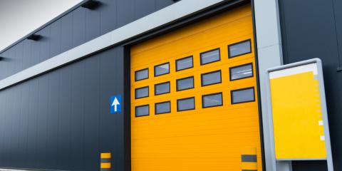 3 Differences Between Residential & Commercial Garage Doors, Olive Branch, Mississippi