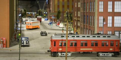 West Chester Railroad Museum Shares a Brief History of Model Trains, West Chester, Ohio