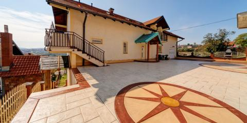 The Benefits Stamped Concrete Offers Homeowners, Middleburg, Pennsylvania